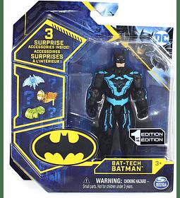 Batman Bat-Tech Suit DC Comics