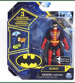 Robin Tech Suit DC Comics