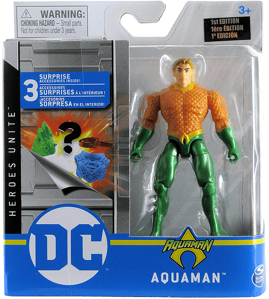 Aquaman Pelo corto DC Comics