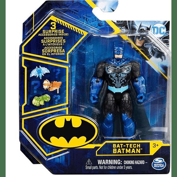 Batman Bat Tech DC Comics