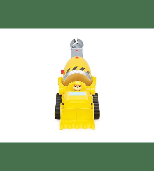 Rubble Deluxe Bulldozer The Movie La Pelicula Paw Patrol