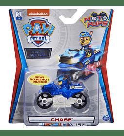 Chase Moto Pups True Metal Paw Patrol