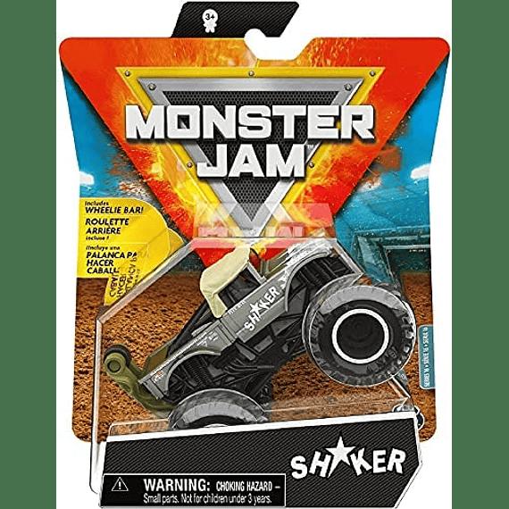 Shaker Monster Truck