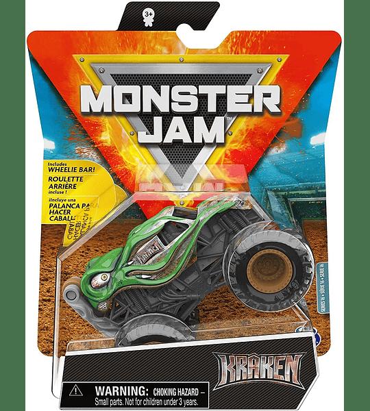 Kraken Monster Truck