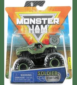 Soldier Fortune Monster Jam