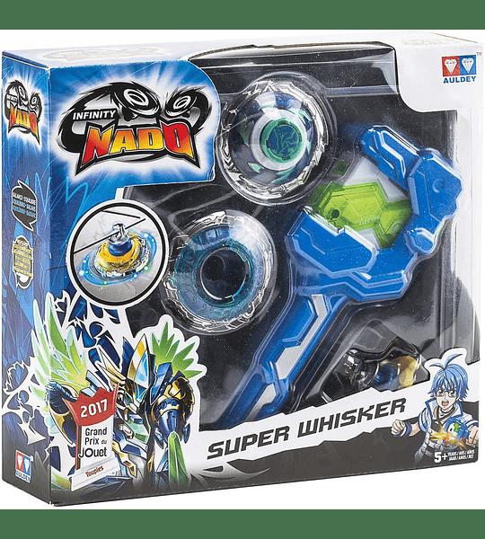 Super Whisker Infinity Nado, Beyblade