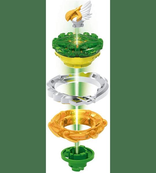Jade Bow Non-Stop Battle Infinity Nado, Beyblade