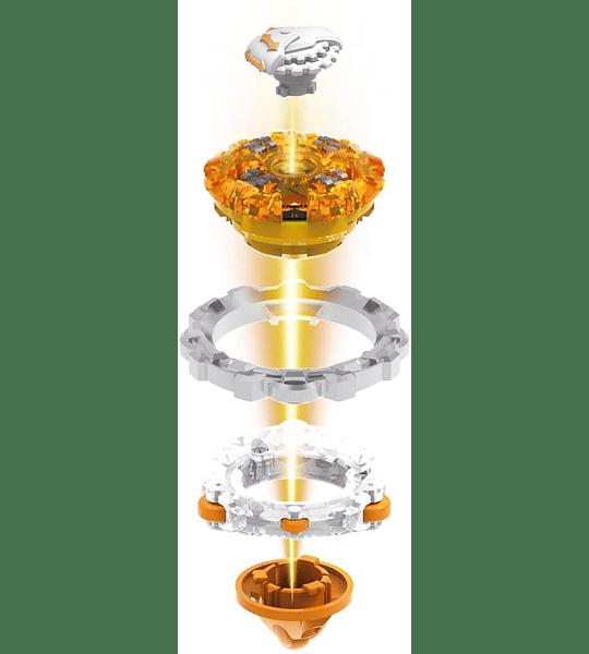 Cracking Panzer Non-Stop Battle Infinity Nado, Beyblade