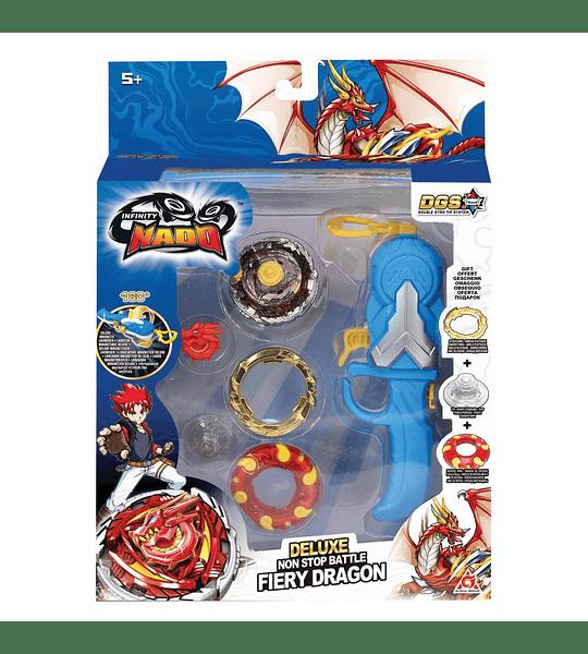 Fiery Dragon Non-Stop Battle Infinity Nado, Beyblade