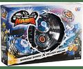 Shadow Shark x Delver Mecha Division Battle Infinity Nado, Beyblade