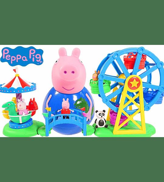 La Feria de Peppa pig Set de Juego