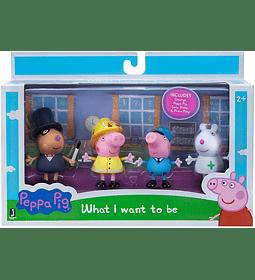Peppa Pig Lo que quiero ser