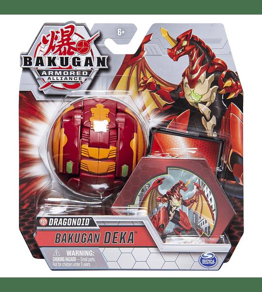 Dragónoid Bakugan Deka Armored Alliance (Importado Suckot) Spin Master