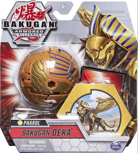 Pharol Bakugan Deka Armored Alliance (Importado Suckot) Spin Master