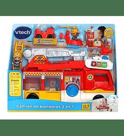 Estación de bomberos VTech