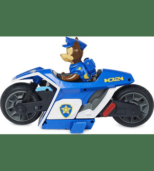 Chase Crucero de policía con control remoto con 2 dirección The Movie
