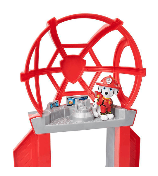 Torre de Control The Movie Paw Patrol
