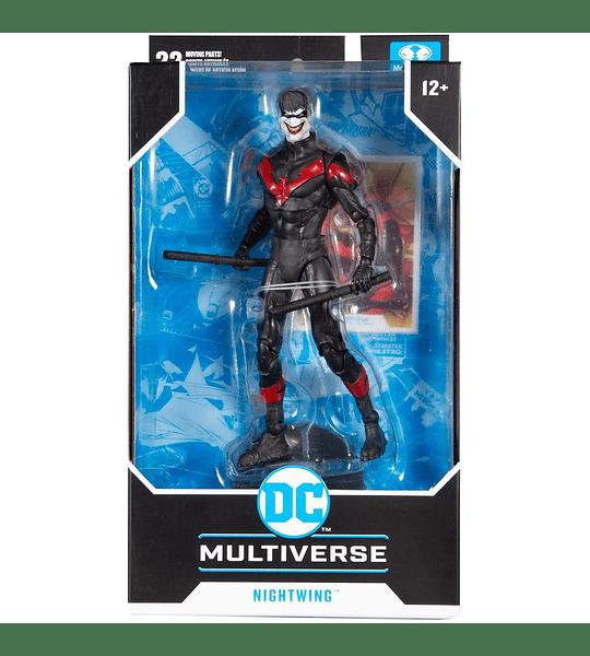Nightwing Joker Figura de acción McFarlane DC