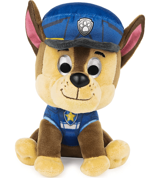 Chase Peluche Paw Patrol The Movie