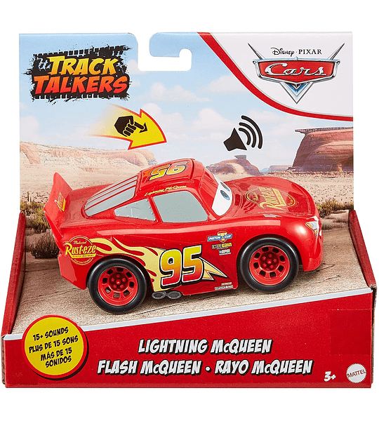 Cars Track Talkers Rayo McQueen