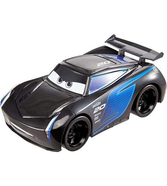 Cars Track Talkers Jackson Storm