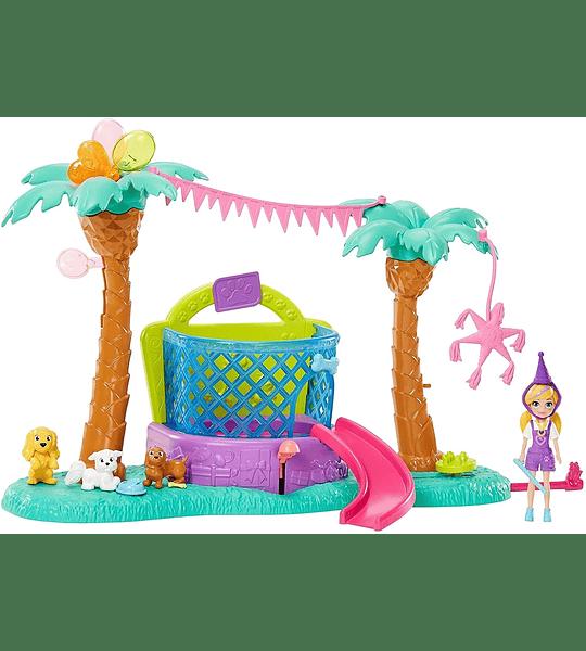 Parque Temático de Mascotas Polly Pocket