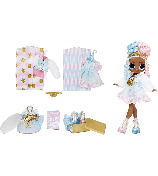 Sweets Fashion Doll LOL Surprise OMG