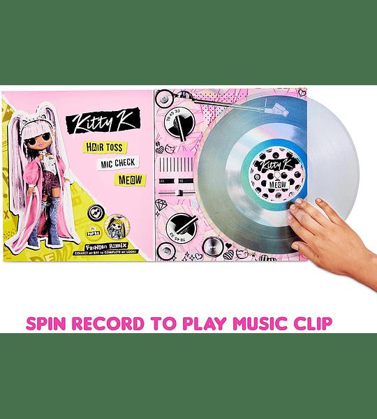 Kitty K LOL Surprise OMG Remix 25 sorpresas