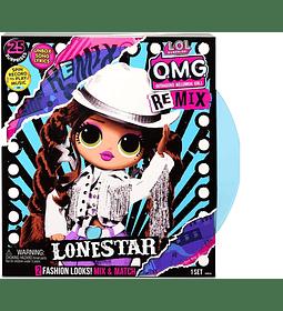 Lonestar LOL Surprise OMG Remix 25 sorpresas