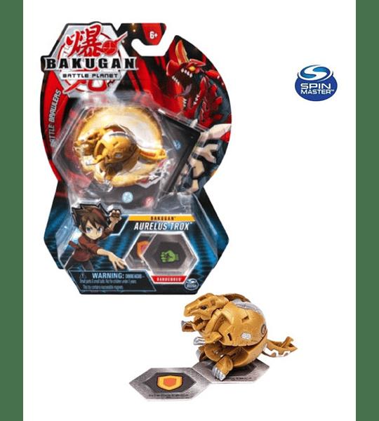 Aurelus Trox Bakugan Battle Planet