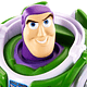Buzz Lightyear karateka Toy Story 4