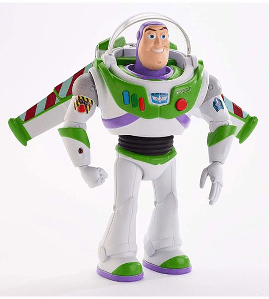 Buzz Lightyear 21 frases