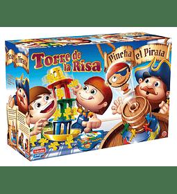 Pincha Pirata + Torre Risa Mesa Falomir Juegos