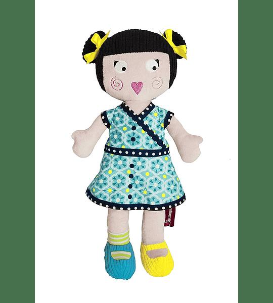 Muñeca Louisette,  Les Mistinguettes
