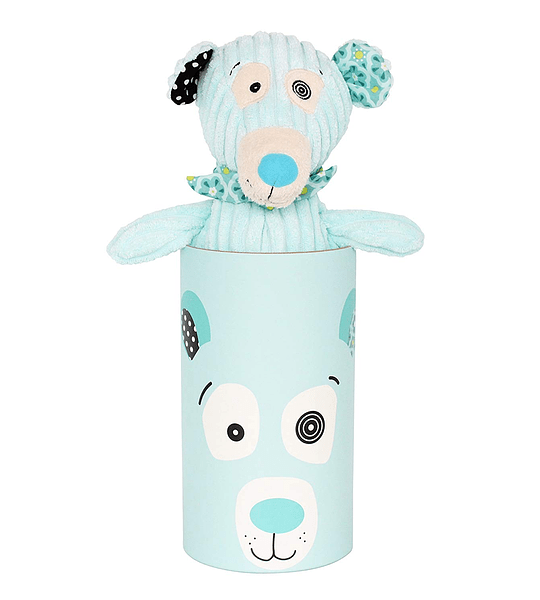 Peluche Simple oso polar, Les Déglingos