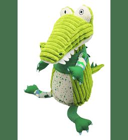 Peluche Original Aligatos el cocodrilo, Les Déglingos
