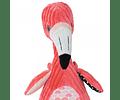 Peluche Original Flamingos, El Flamenco Les Déglingos