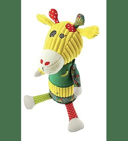 Peluche Original la girafa Les Déglingos