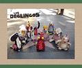 Peluche Simply - Pingüino Les Déglingos