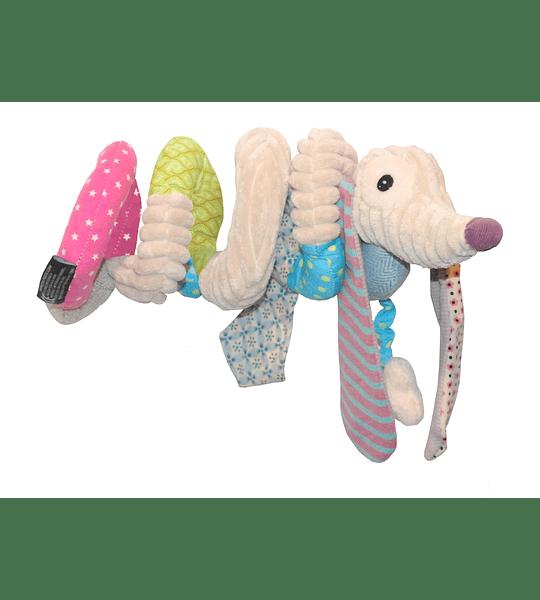 Espiral Didáctico Para Coche O Cuna Nonos – Perro Les Déglingos