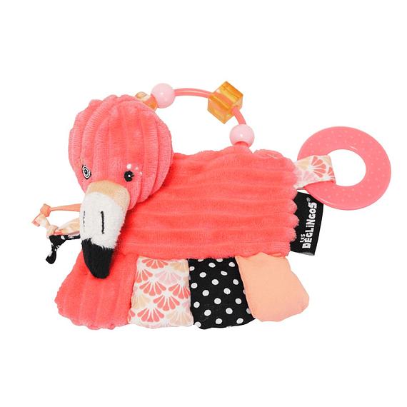 Mordedores flamingos el flamenco Les Deglingos