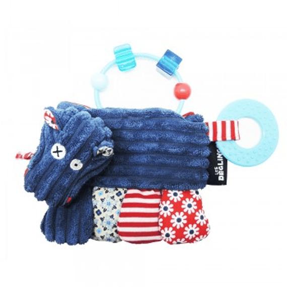 Mordedores Hipopótamo Les Déglingos