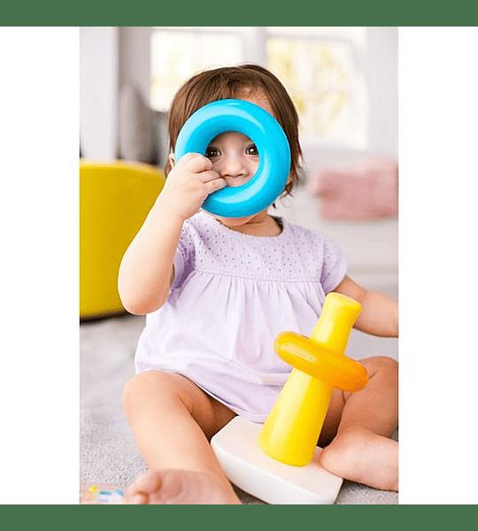 Pirámide balanceante, juguetes bebé, Fisher-Price