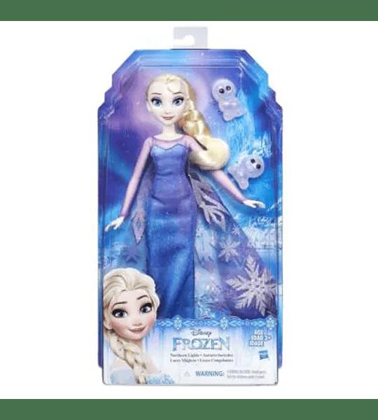 Elsa Luces del Norte Frozen