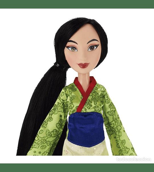 Mulan Princesa Disney