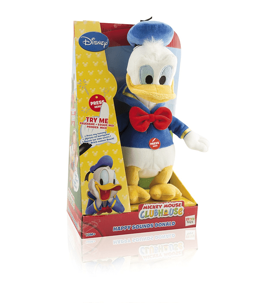 IMC Toys Disney - Happy Sounds Donald