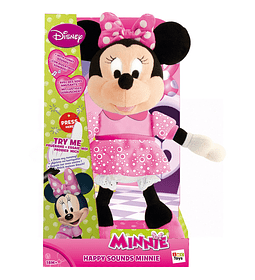 IMC TOYS - MINNIE HAPPY SOUNDS