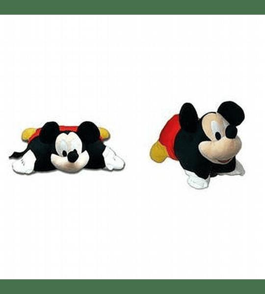 Mickey Mouse Disney, Multiusos Cojín, Mochila, cobertor, peluche
