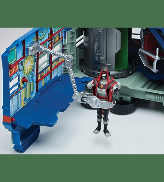 Ben 10 Rustbucket Vehículo Playset con Accesorios