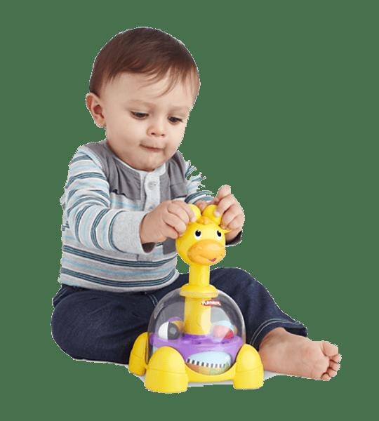 Girafa Gira Bolita Playskool